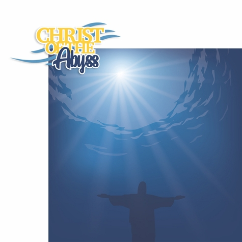 Key West: Christ of the Abyss 2 Piece Laser Die Cut Kit