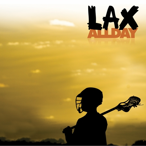 LaCrosse: All Day 12 x 12 Paper