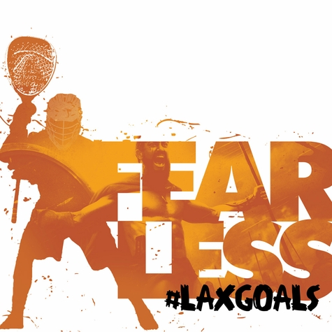 2SYT LaCrosse: Fearless Full 12 x 12 Paper