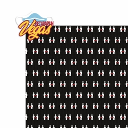 Las Vegas: 6ft apart in Vegas 2 Piece Laser Die Cut Kit