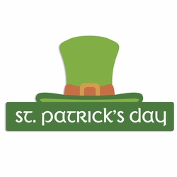 Lucky Me: St. Patricks Day Laser Die Cut