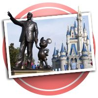 Magic Kingdom Scrapbooking!