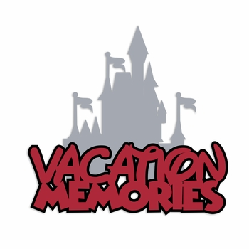 Magic Moments 2: Vacation memories Laser Die Cut