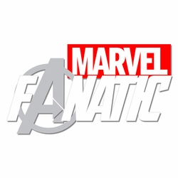 Marvel Fanatic Laser Die Cut