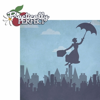 Mary Poppins: Practically Perfect 2 Piece Laser Die Cut Kit