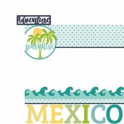 Mexico Page Layout