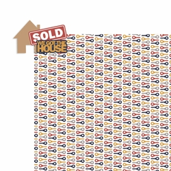 Moving: Sold We got the house 2 Piece Laser Die Cut Kit
