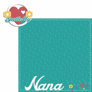 Nana: Spoiled by 2 Piece Laser Die Cut Kit