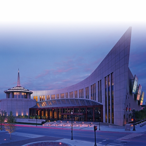 Nashville: Country Music Hall of Fame 12 x 12 Paper