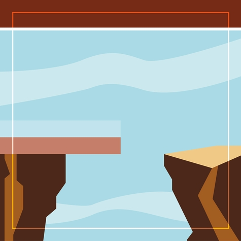 2SYT National Parks: Grand Canyon 12 x 12 Paper