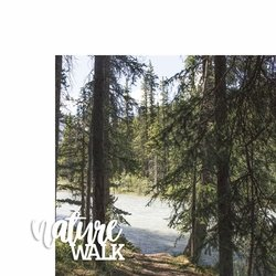 Nature Walk 2 Piece Laser Die Cut Kit