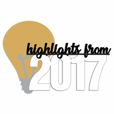 2SYT New Year: Highlights of 2017 Laser Die Cut