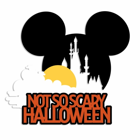 Not So Scary: Not So Scary Laser Die Cut