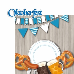 Oktoberfest 2 Piece Laser Die Cut Kit