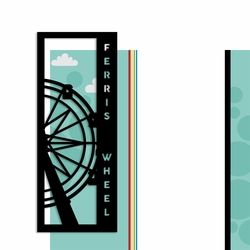 On Location: Ferris Wheel  Page Layout