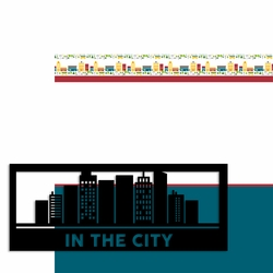 On Location: In the City Page Layout