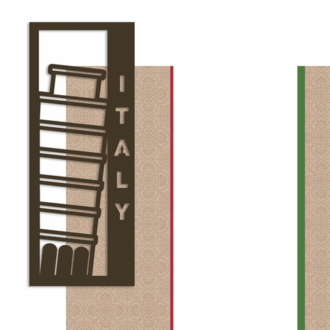 On Location: Italy Page Layout
