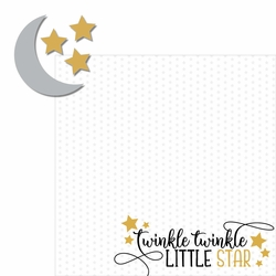 Our Little One: Twinkle 2 Piece Laser Die Cut Kit