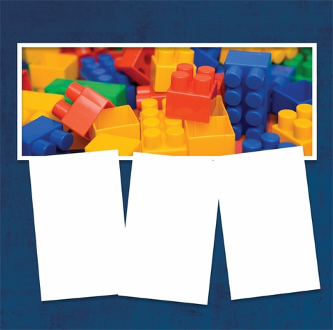 Panorama: Fun Blocks Frame Kit