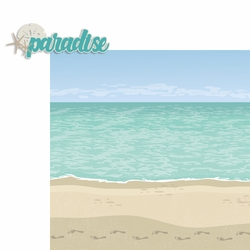 Paradise 2 Piece Laser Die Cut Kit