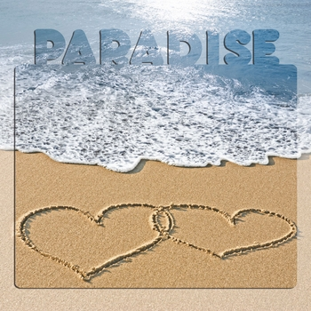Paradise 3D 2 Piece Laser Die Cut Kit