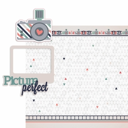 Picture Perfect 2 Piece Print and Cut Kit