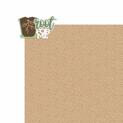 Plant Life: Root For Me 2 Piece Laser Die Cut Kit