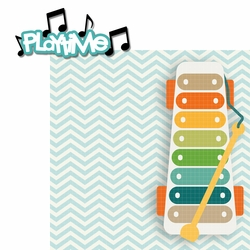 Playtime 2 Piece Laser Die Cut Kit