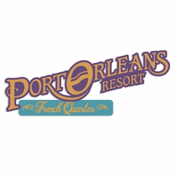 Port Orleans French Quarter Laser Die Cut