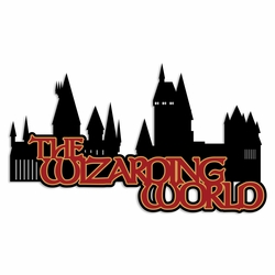 Potterhead: Wizarding World Laser Die Cut