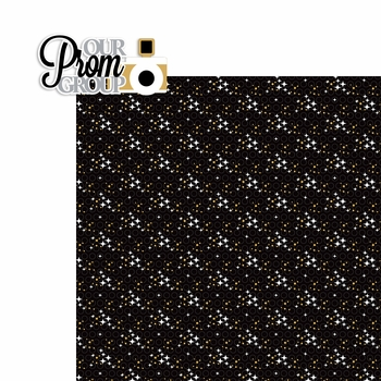 Prom: Our Prom Group 2 Piece Laser Die Cut Kit
