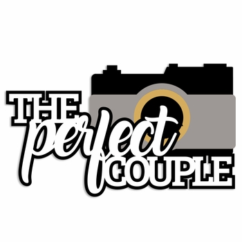Prom: Perfect Couple Laser Die Cut