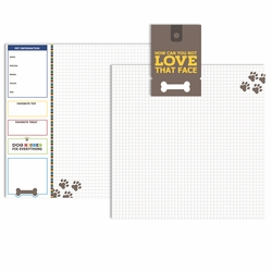 Puppy Love: Love that Face 3 Piece Laser Die Cut Kit
