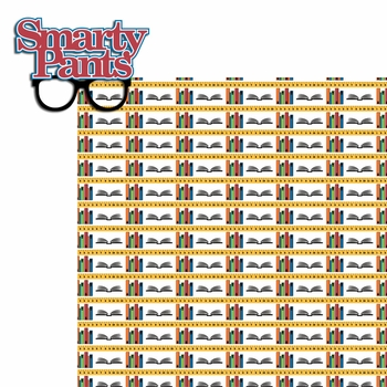 Raise Your Hand: Smarty Pants  Laser Die Cut Kit