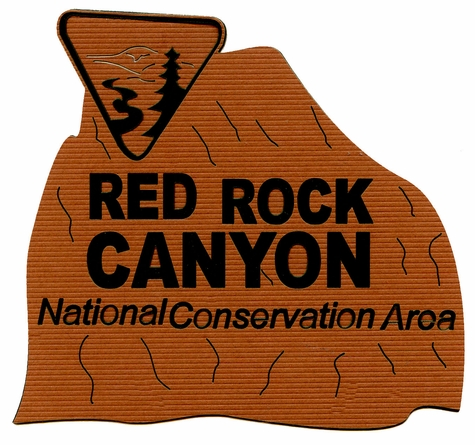 Red Rock Canyon Laser Die Cut
