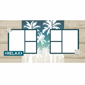 Relax 2 Page Layout Kit