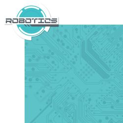Robotics 2 Piece Laser Die Cut Kit
