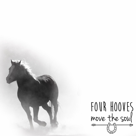 Rodeo: Move The Soul 12 x 12 Paper