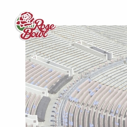 Rose Bowl 2 Piece Laser Die Cut Kit