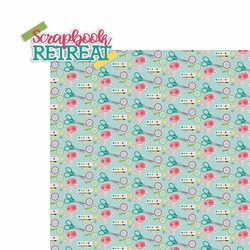 Scrappy Stuff: Scrapbook Retreat 2 Piece Laser Die Cut Kit