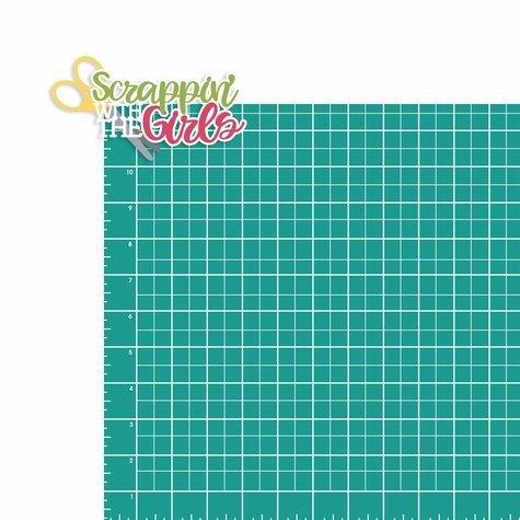 Scrappy Stuff: Scrappin' with the Girls 2 Piece Laser Die Cut Kit