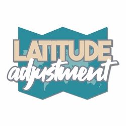 Set Sail: Latitude Adjustment Laser Die Cut