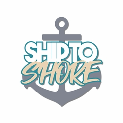 Set Sail: Ship to Shore Laser Die Cut