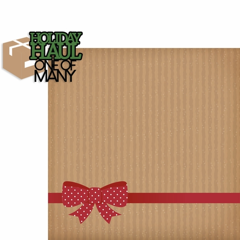 Shopping: Holiday Haul 2 Piece Laser Die Cut Kit