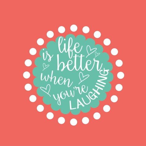 Simple Sayings: Life is Better 12 x 12 Paper