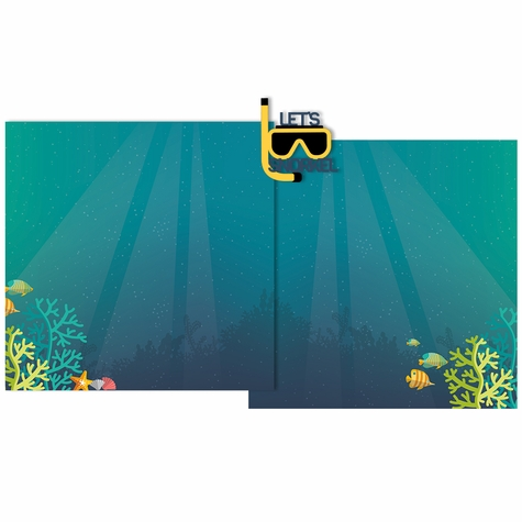 Snorkel Double Page Layout Kit