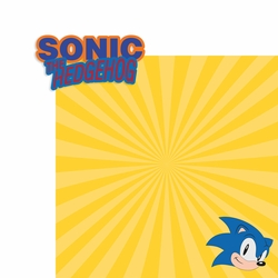 Sonic 2 Piece Laser Die Cut Kit
