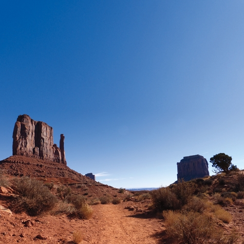 Southwest: Monument Valley 12 x 12 Paper