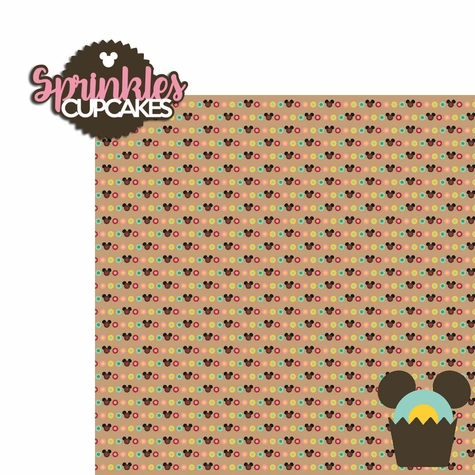 Springs: Sprinkles 2 Piece Laser Die Cut Kit