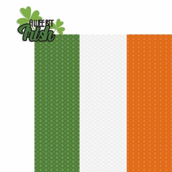 St. Patty: A wee bit Irish 2 Piece Laser Die Cut Kit